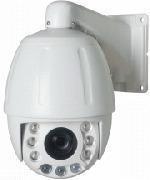 China Color 2M IP 20X Speed Dome IR Camera on sale