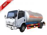 China Tank Truck LPG Transport Tank Truck ISUZU on sale