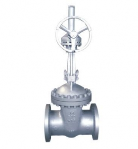 China API Gear Operating Gate Valve on sale