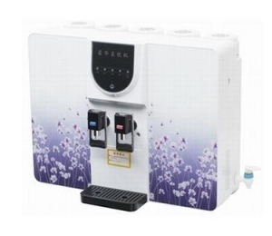 China Counter Top Hot Cold RO Water Purifier Dispenser on sale