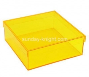 China Customize plastic box with lid DBK-677 on sale