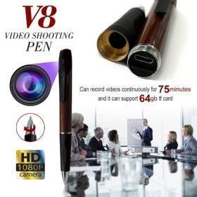 China 1080P HD Spy pen camera video recorder on sale