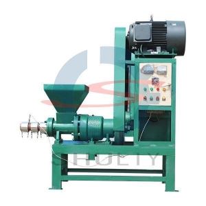 China Wood Briquette Making Machine on sale