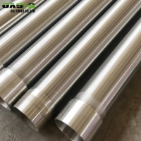 China Deep Well Drilling Pipe Based Wire Wrapped Sand Control Screen on sale