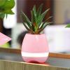 China Smart flower pot Bluetooth speaker music vase for sale
