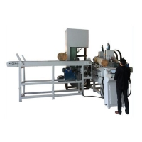 China Auto Band Saw Carriage Log Sawmill Machine on sale
