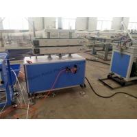 China PVC WPC Wood Profile and Plate Making Machine on sale