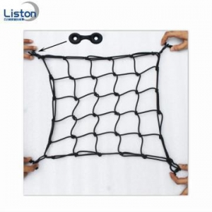 China Flexible Elastic Luggage Cargo Net with Hook on sale
