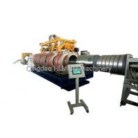 China SBG1000 UPVC Double Wall Corrugated Pipe Production Line on sale
