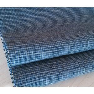 China Slub Cotton Yarn Dyed Woven Fabric For Pants on sale