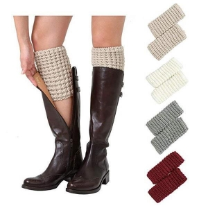 China Leg Warmers for Boots on sale