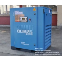 3 Phase 50hz 22kw 10 Bar 30 Hp Belt Screw Drive Air Compressor Single Stage