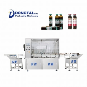 China Automatic Filling And Capping Machine For Pet Bottle on sale