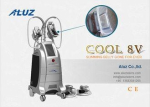 China Continual Cryotherapy Cryolipolysis Vacuum Machine For Weight Loss on sale