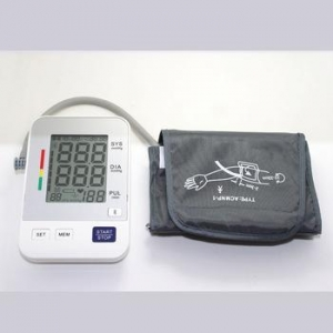 China Professional Rechargeable Arm Digital Hospital and Household Practical Blood Pressure Monitor on sale