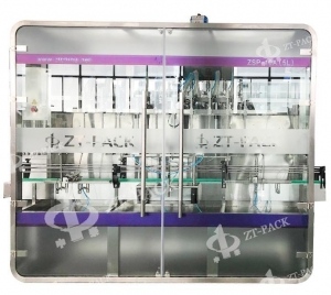 China Automatic high-viscosity filling machine on sale