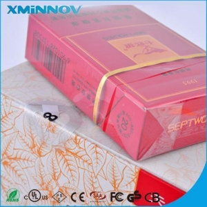 China Tamper proof security tracking fragile HF NFC tag label on sale