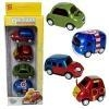 Quality Toys Mini Cartoon Pull Back Cars Toy for sale