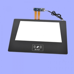 China 19 Multi-touch Capacitive Touch Screen With ILI2302 USB Controller on sale