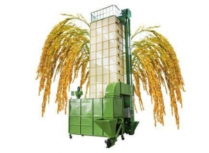 China Low temperature grain dryer rice drying machine on sale