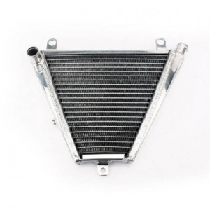 China Street Bike Tarazon High perfermance all Aluminum water cooling Motorcycle Radiators for sale on sale