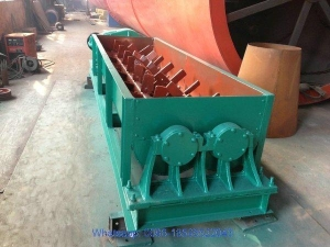 China Double Shaft Paddle Mixer,Concrete Mixer,Clay Mixer on sale
