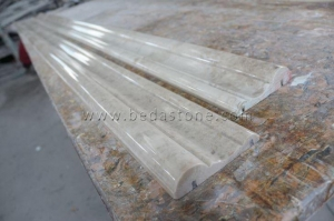 China Limestone Marble Tile Tri on sale