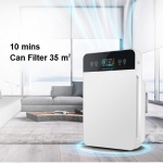 PM2.5 Detection Smart Model Antiallergic Air Purifier