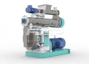 China SZLH25 Poultry Ring Die Pellet Mill on sale