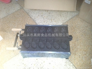 China Gas fish cake grill , fish waffle maker, fish cake oven/taiyaki grill on sale