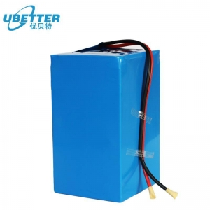 China batteries series 12.8V 75Ah Solar Lithium Battery on sale