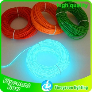 China Advertising lighting items Product No.: EL Wire02 on sale