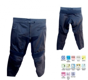 China Leather Motorbike Pants LR-465 on sale