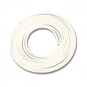 China White Rubber Tube on sale
