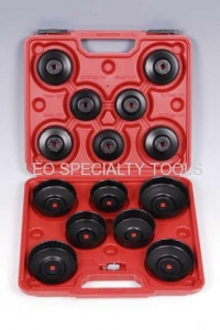 China 38 Drive Cap Wrench Socket Removal Tool Set supplier