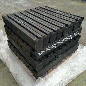 China Ball Mill Rubber Liner & SAG Mill Rubber Lining & AG Mill Rubber Parts on sale