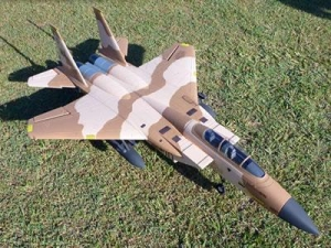 China Freewing F-15 Eagle 64mm EDF Jet PNP Rc Airplane on sale