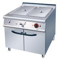 China Counter top bain marie and bain marie hot food display on sale