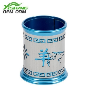 China Stainless Steel Pen Holder on sale