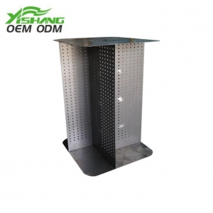 China Stamping Steel Pegboard on sale