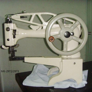 China 2972/2973 Industrial Shoes Sole Sewing Machine on sale