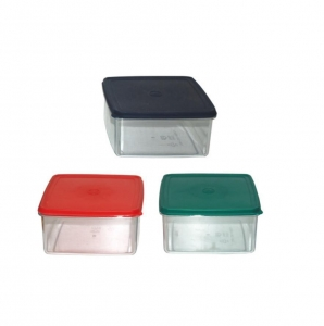 China Square Food Storage Containers 1.4L on sale
