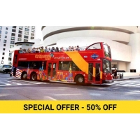 China City New York Sightseeing Bus Tour Times Square on sale