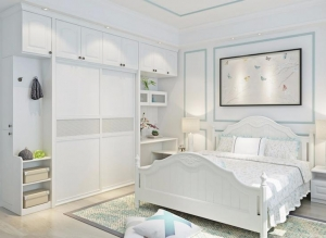 China Walk In Wardrobes For Small Spaces on sale