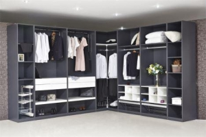 China Walk In Wardrobes Small Spaces on sale