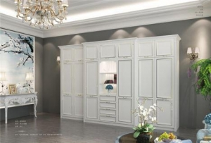 China Walk In Wardrobe For Small Rooms on sale