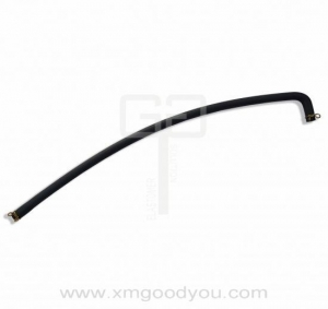 China Custom Fuel Line With Metal Clamp Used For Motorcycle Fuel Filler on sale