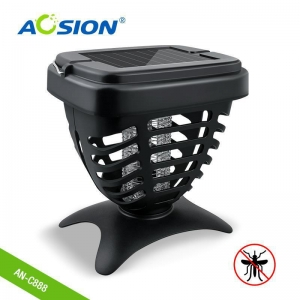 China 2020 Solar insect killer lamp on sale