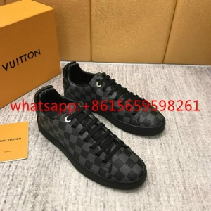 China Wholesale LV Sneakers LV Leather shoes LV slippers LV Trainers Onsale on sale