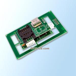 China USB HF RFID Card Reader Writer Module Model:HX-S5U on sale